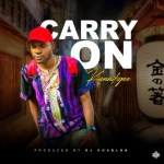 VIDEO: Kennihgee - Carry On (Freestyle)