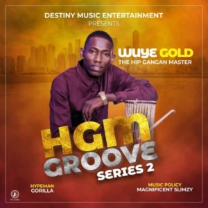 Hip GanGan Master (HGM) – Groove Series 2
