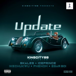 Skales Ft. IcePrince & Egar boi – Update