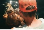 Justin Bieber shares photos from his baptism with wife, Hailey Baldwin (Photos)