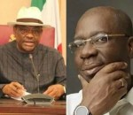 Governor Wike says he trusts Obaseki not to leave PDP for APC