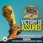 Global Day of Prayer - Victory is Assured