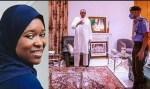 """""""Buhari and Osinbajo gave IGP order to shoot at protesters"""" – Aisha Yesufu"""