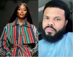 """Naomi Campbell reacts after being called a """"culture vulture"""" by Davido's manager, Asa Asika"""