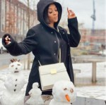 Toke Makinwa reveals why she is in her current relationship; It's just about the xx!