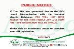 Nigerians react to NIMC's decision to invalidate BVN-generated NIN