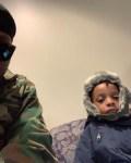 Olamide celebrates his first son's 6th birthday