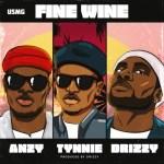 USMG Ft. Anzy, Tynnie & Drizzy - Fine Wine