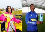 "Tacha says her ""ship"" with footballer Kelechi Iheanacho has been sailing long ago"