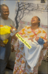 Nigerian Lady Who Welcomed Her 1st Child At 50 Years Breaks Down In Tears As She Praises God