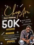 COMPETITION: Win N50,000 in #ChopAm Dance Challenge by Anijamz | @anijamz