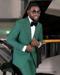 Comedian AY Celebrates 50th Birthday With New Photos