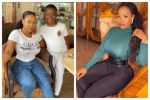 #BBNaija: Jackie B Reunites With Her Son And Mother