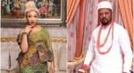 Tonto Dikeh's ex-lover, Kpokpogri claims she cheated on him