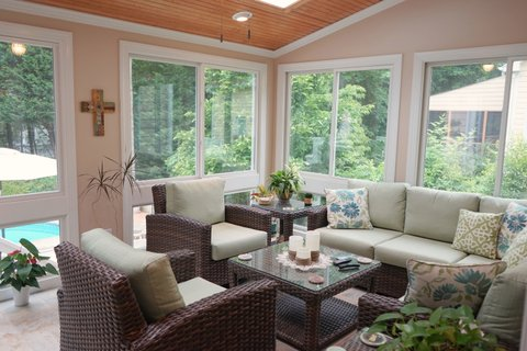 AFTER - Best Sunroom