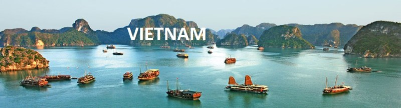 Vietnam- best cheap travel destinations 2018