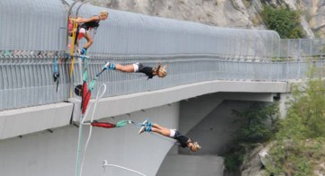 Altopiano di Asiago, Vicenza, Italy - Best places to bungee jump - 2018 - TrendMut- USA 2