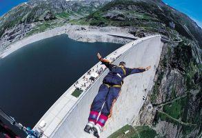 Kolnbrein Dam (Kölnbreinsperre), Carinthia, Austria - Best places to bungee jump - 2018 - TrendMut- USA 2