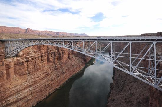 Navajo Bridge, Marble Canyon, Arizona - Best places to bungee jump - 2018 - TrendMut- USA