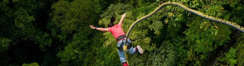 bungee jumping - Best places to bungee jump - 2018 - TrendMut- USA