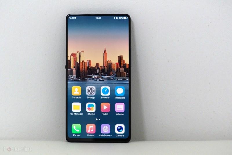 Vivo Apex - specs - Best Bezel less Phones 2018 - TrendMut - Best Smartphones