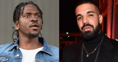 Pusha T Promotes His New Track By Firing Back At Drake