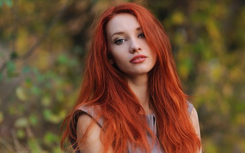 burnt orange hair - best hair color trends for 2018