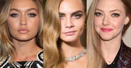 nude hair - best hair color trends for 2018