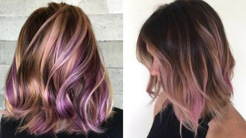 peanut butter jeally hair - best hair color trends for 2018