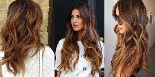 tiger eye hair - best hair color trends for 2018