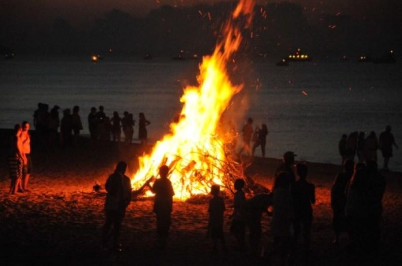 4th of July Bonfire