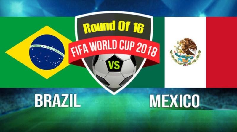 Brazil-vs-Mexico- Brazilin quarter Finals -2018- Russia World cup- TrendMut
