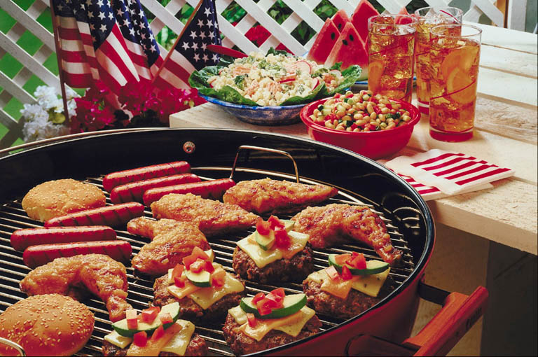 July 4th Barbecues