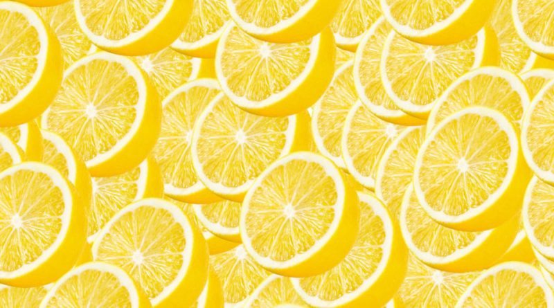 health benefits of lemon - lemon uses
