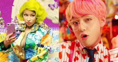 BTS ft. Nicki Minaj - IDOL Lyrics