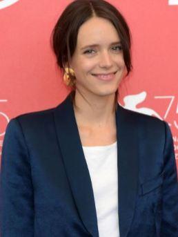 Stacy Martin - Venice Film Festival 2018
