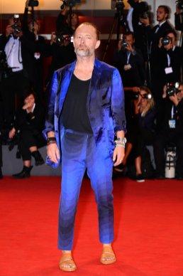 Thom Yorke - venice film festival 2018 2
