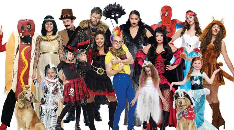2018 Halloween costume ideas