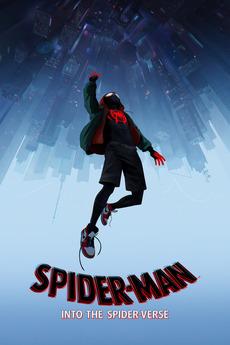 Spider-Man: Into the Spider-Verse cast