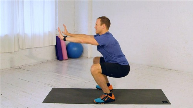 Exercise for glutes