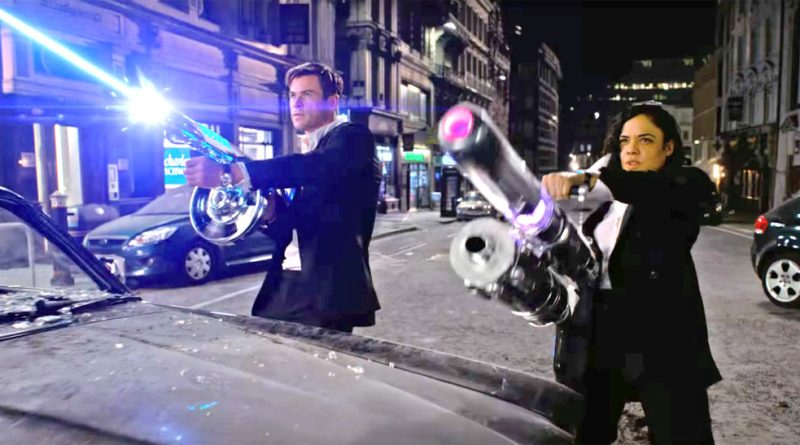 Men In Black International release date