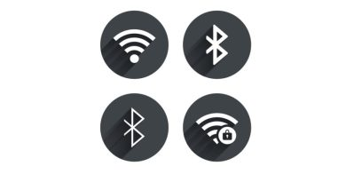 bluetooth or wifi