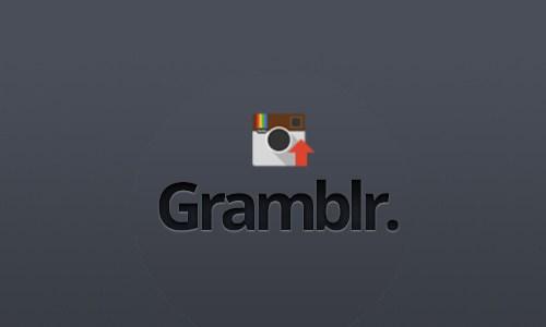 gramblr photo app instagram