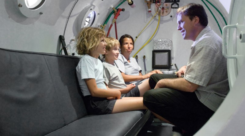 Hyperbaric Therapy Benefit Children with Autism