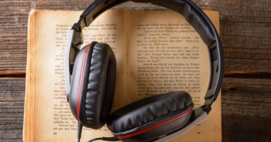 listening to books