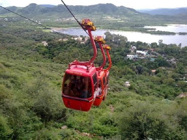 ropeway ride udaipur