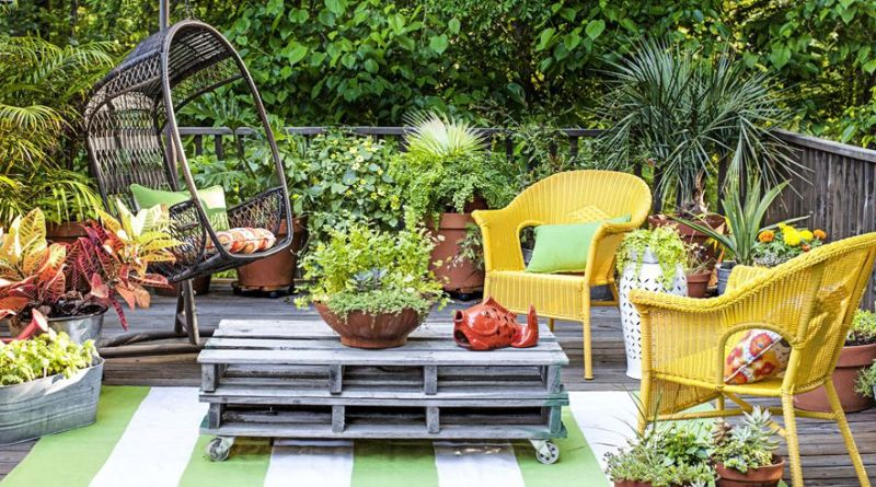 8 simple ways to save money on garden repair