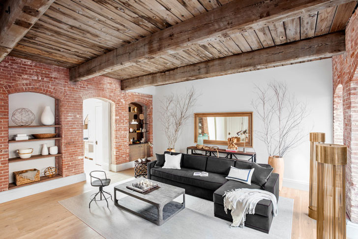 modern loft interior design ideas – loft apartment design layout