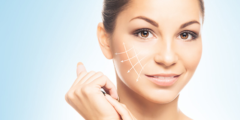 causes of aging skin