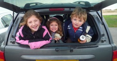 TOP 7 Easy Car Activities for Traveling Families!